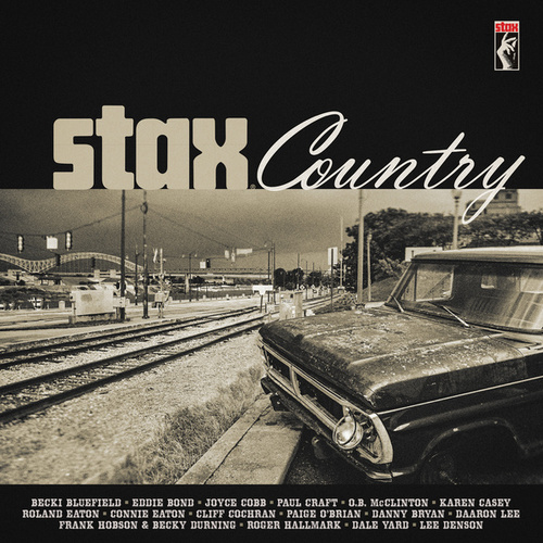 Stax Country von Various Artists