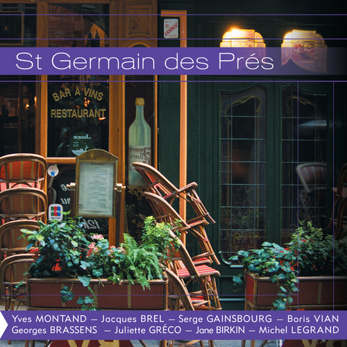 St. Germain des Pres de Various Artists