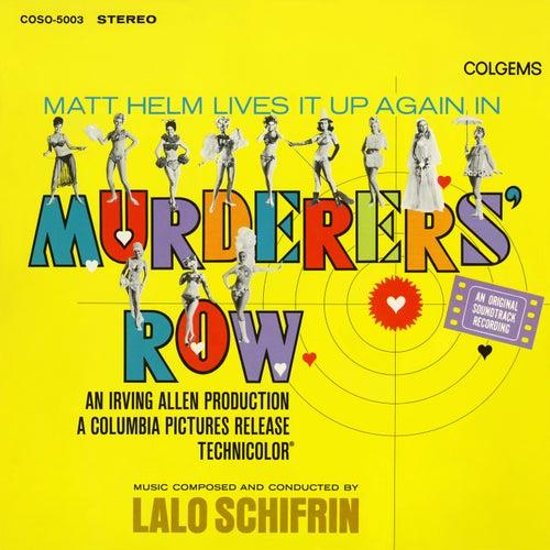 Murderer's Row by Lalo Schifrin