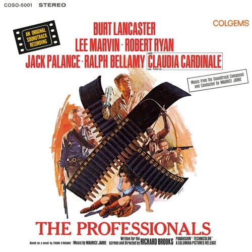The Professionals von Maurice Jarre
