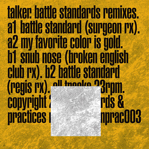 Battle Standards Remixes by Talker