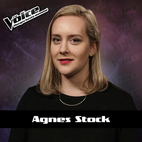 På kanten de Agnes Stock