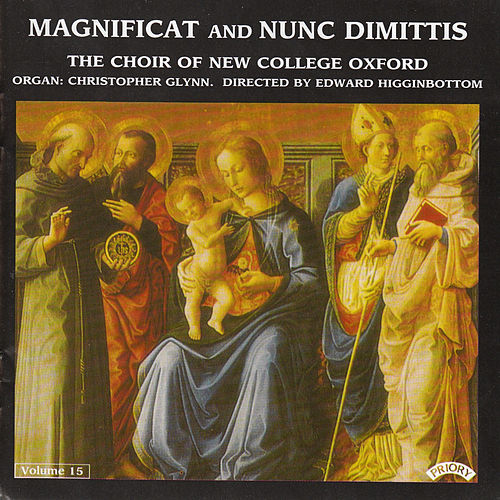 Magnificat & Nunc Dimittis Vol. 15 von Oxford The Choir Of New College
