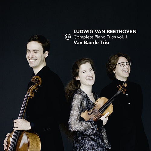 Beethoven: Complete Piano Trios Vol. 1 by Van Baerle Trio