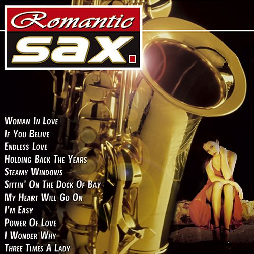 Romantic Sax by Kenny J. Charles