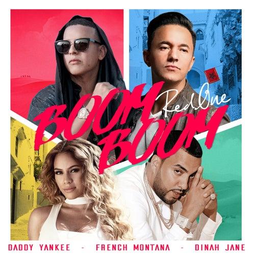 Boom Boom de RedOne, Daddy Yankee, French Montana