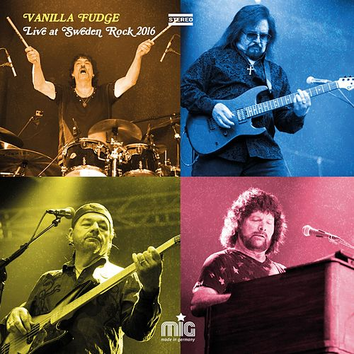 Live at Sweden Rock 2016 (Live) de Vanilla Fudge