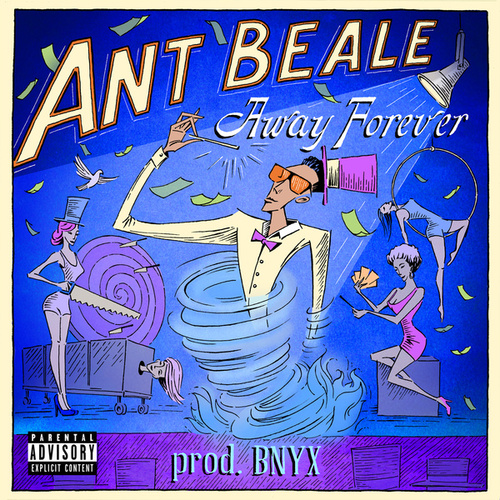 Away Forever by Ant Beale