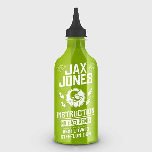 Instruction (Mr Eazi Remix) de Jax Jones