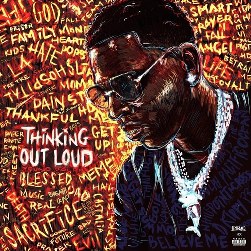 Thinking Out Loud by Young Dolph