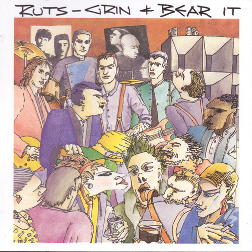 Grin And Bear It von Ruts