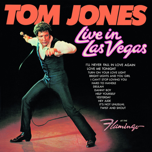 Live In Las Vegas de Tom Jones