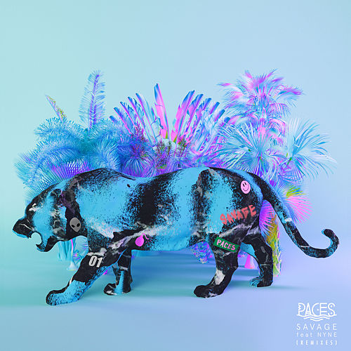 Savage (Remixes) by The Paces
