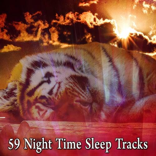 59 Night Time Sleep Tracks von Rockabye Lullaby