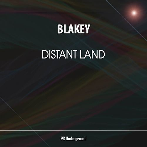Distant Land by B. Lakey