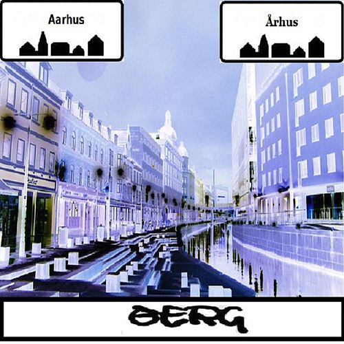 Aarhus/Århus von Jonas Berg