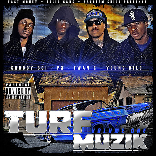Turf Muzik by Various Artists