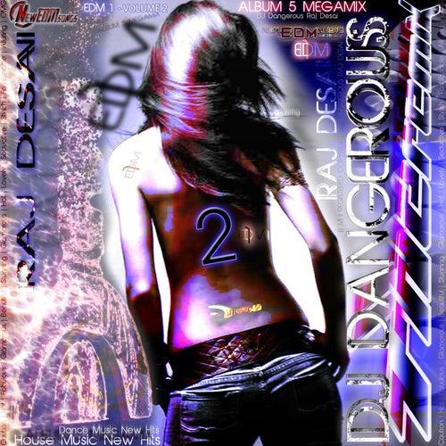 EDM 1, Vol. 2 de DJ Dangerous Raj Desai