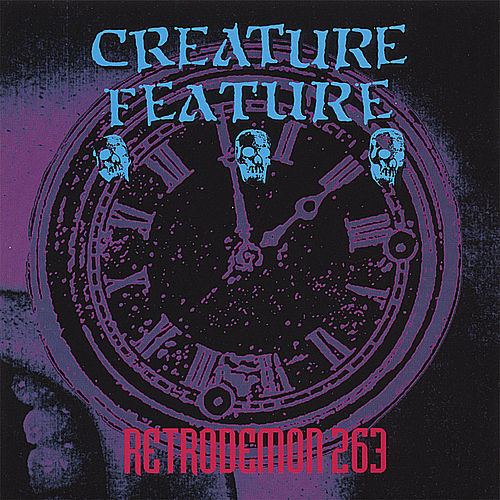Retrodemon 263 by Creature Feature