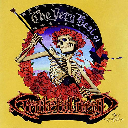 The Very Best Of Grateful Dead by Grateful Dead
