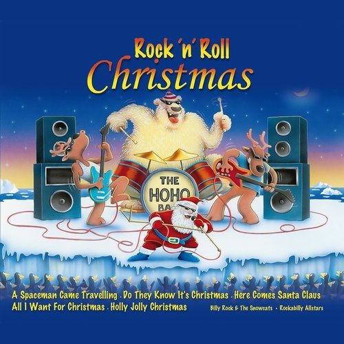 Rock 'n' Roll Christmas by Various Artists
