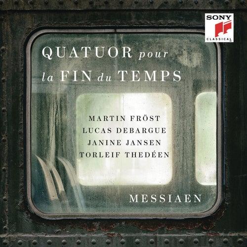 Messiaen: Quatuor pour la fin du temps (Quartet for the End of Time) by Martin Fröst