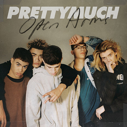 Open Arms by PRETTYMUCH