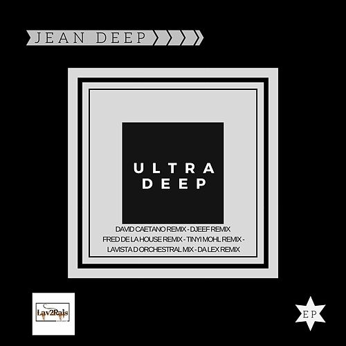 Ultra Deep Remix Pack de Jean Deep