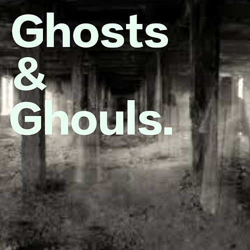 Ghosts & Ghouls de Various Artists