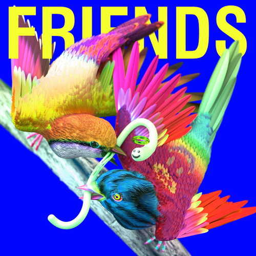 Friends (Remix) de Justin Bieber & BloodPop®