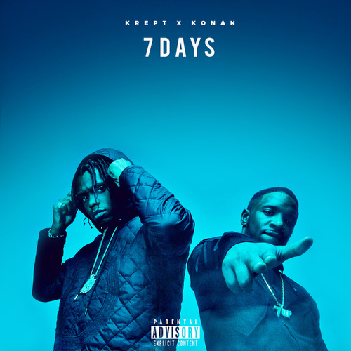 7 Days de Various Artists