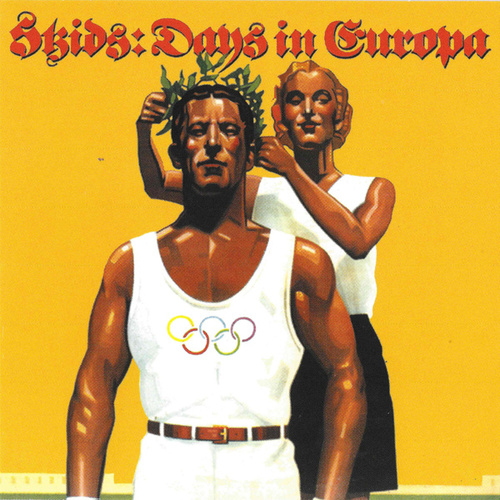 Days In Europa von The Skids