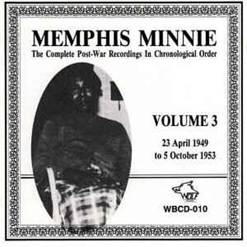 1949-1953, Vol. 3 de Memphis Minnie