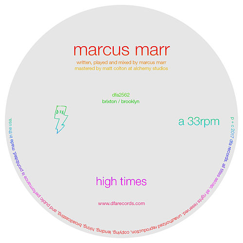 High Times by Marcus Marr