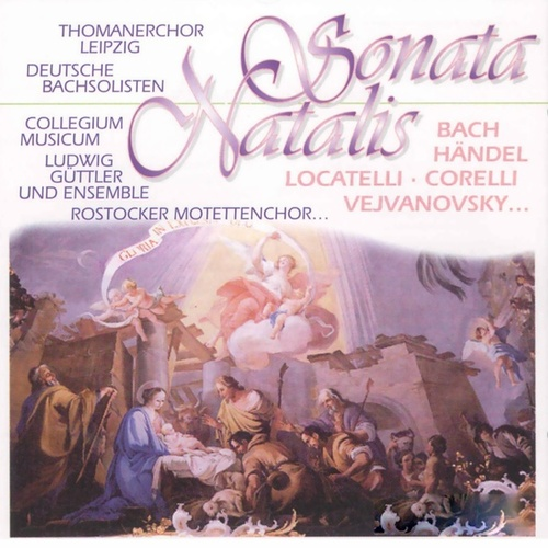 Sonate natalis by Various Artists