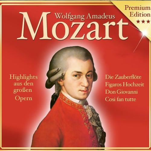 Mozart - Highlights aus den großen Opern de Various Artists