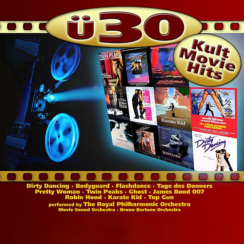 Ü30: Kultmovie-Hits de Various Artists