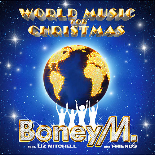 Worldmusic for Christmas von Boney M