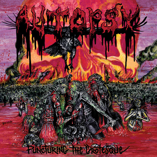 Puncturing the Grotesque by Autopsy