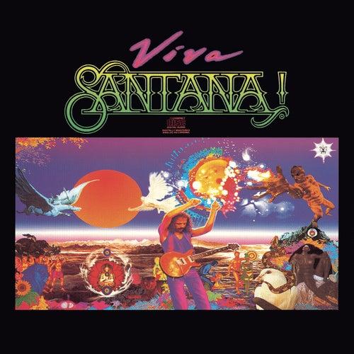 Viva Santana! [Columbia/Sony] de Santana
