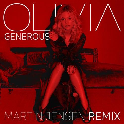 Generous (Martin Jensen Remix) von Olivia Holt