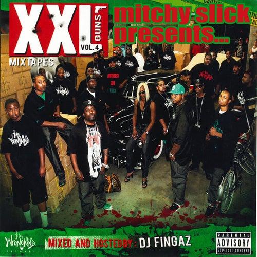 XXL Mixtapes, Vol. 4: Guns de Various Artists