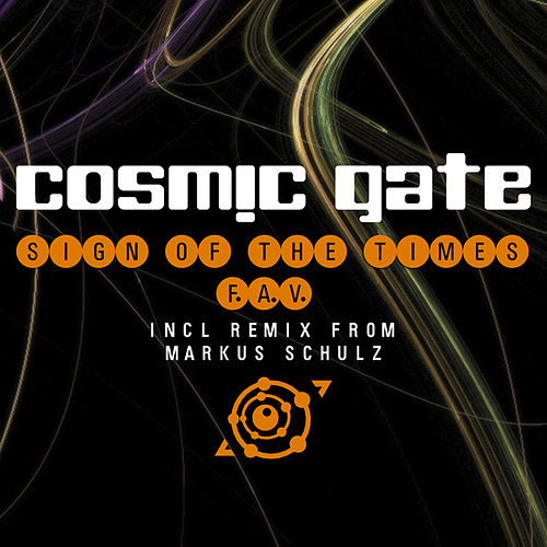 Sign Of The Times von Cosmic Gate