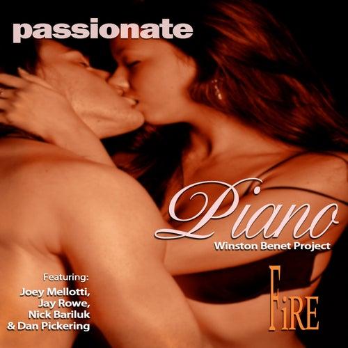 Passionate Piano: Fire de Winston Benet Project