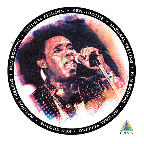 Natural Feeling by Ken Boothe
