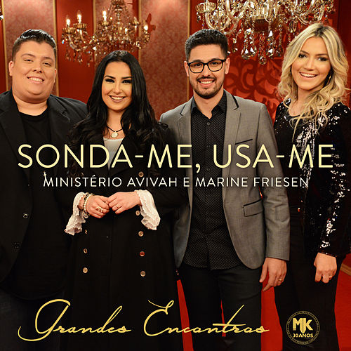 Sonda-me, Usa-me by Marine Friesen