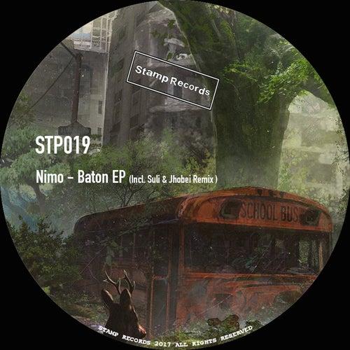 Baton EP von Nimo