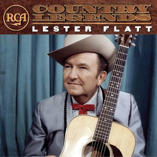 RCA Country Legends by Lester Flatt