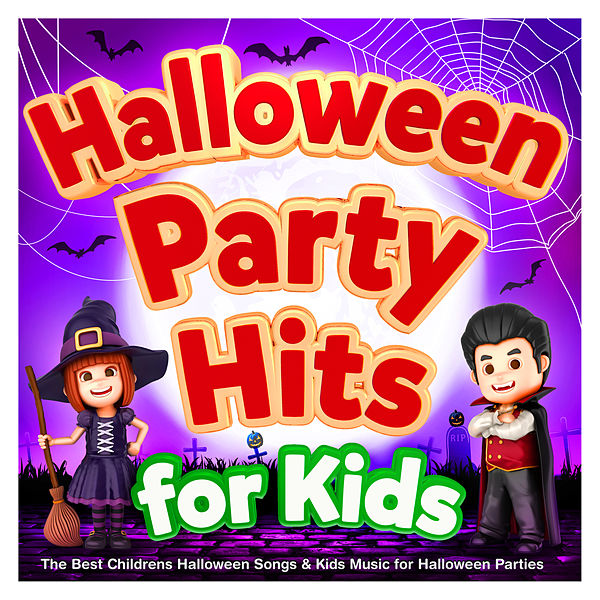 Halloween Party Hits For Kids