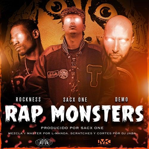 Rap Monsters de Sacx One